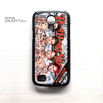 5 SOS Naked Rolling Stone for Samsung Galaxy MiniS3/S4/S5 phonecases