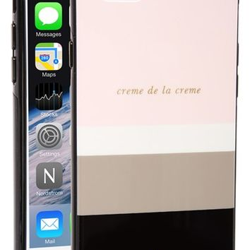 kate spade new york 'creme de la creme' iPhone 6 case - Pink