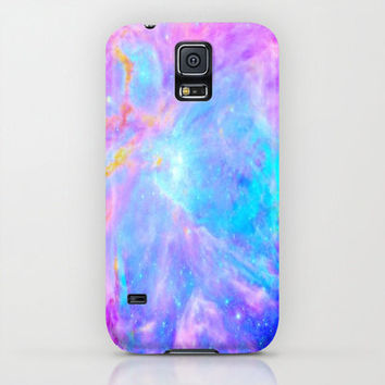 Phone Case, Orion Nebula Pink & Blue, iphone 6, iphone 6plus, iPhone 5 4 3, Galaxy s5, Galaxy s4, iPod case, iPad case, Galaxy, Space