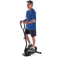 The Compact Elliptical Trainer - Hammacher Schlemmer