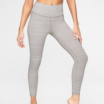 High Rise Jacquard Chaturanga™ 7/8 Tight|athleta