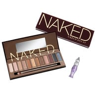 Urban Decay Naked Palette w/ primer potion