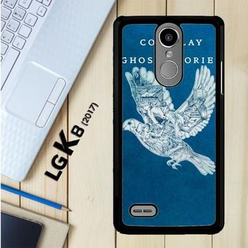 Coldplay Ghost Stories F0857 LG K8 2017 / LG Aristo / LG Risio 2 / LG Fortune / LG Phoenix 3 Case