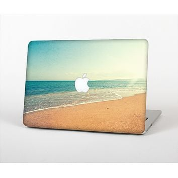 The Vintage Beach Scene Skin Set for the Apple MacBook Pro 15""