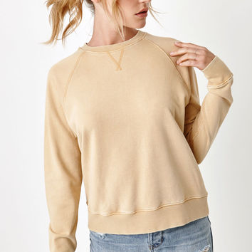 LA Hearts Dorito Vintage Crew Neck Sweatshirt at PacSun.com