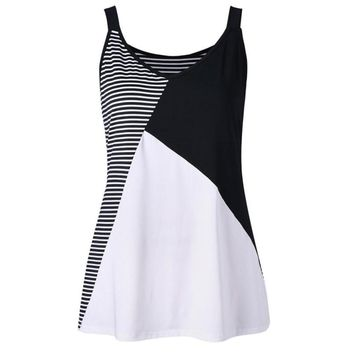 New Woman Fashion Sleeveless Shirt for outoor