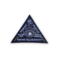 """Fortune Tellers Society"" Patch"