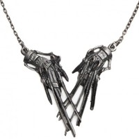 Edward Scissorhands Necklace