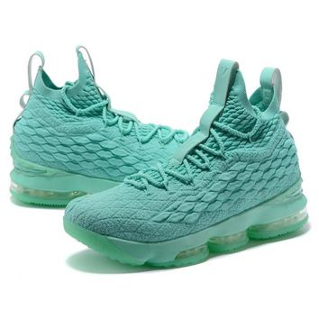 NIke James Fashion Casual Running High Tops Contrast Sports shoes Mint green G-CSXY