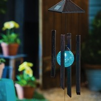 Decorative Solar Wind Chime