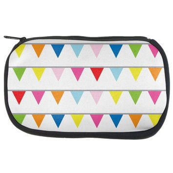 Summer - Pennant Banner Colorful Fun Party Travel Bag