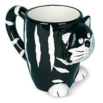 Chester The Cat/Kitty Coffee Mug Great For Cat Collections
