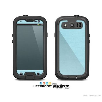 The Vintage Blue Surface Skin For The Samsung Galaxy S3 LifeProof Case