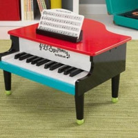 Toy Piano Kids Childrens Boys Girls Play Bedroom Furniture Music Kidkraft New