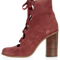 MAGPIE Ghillie Ankle Boots - New In