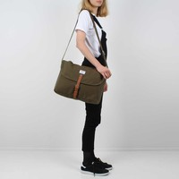 Sandqvist - Laptop bags - Jack Ground (Olive)