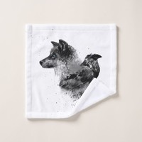 Wolf & Crow Bath Towel Set