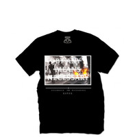 Civil - By Any Means T Shirt - Black