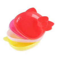 Hello Kitty 4-Piece Bowl Set: Sun Collection