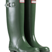 Huntress Wider Calf Rain Boots | Hunter Boot Ltd