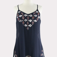 One Way Out Slip Dress