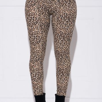 Pauline Cheetah Leggings