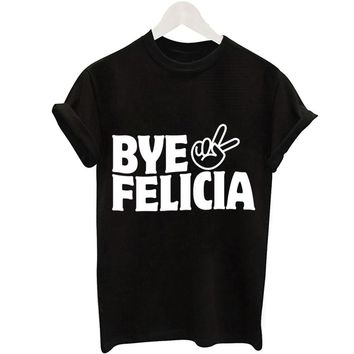 Summer high quality fashion letters printed lovers black t-shirt