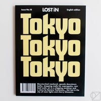 LOST iN City Guide Tokyo