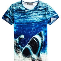Fighting Shark Tee