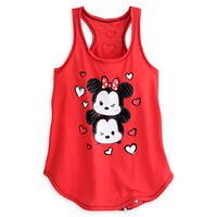 Mickey and Minnie Mouse ''Tsum-Tsum'' Tank Tee for Women