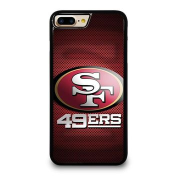 SAN FRANCISCO 49ERS 2 iPhone 4/4S 5/5S/SE 5C 6/6S 7 8 Plus X Case