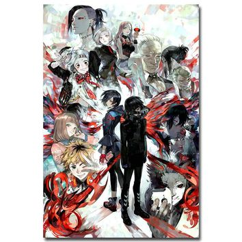 Tokyo Ghoul Anime Wall poster