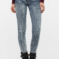 Urban Outfitters - SOLD Design Lab Acid Wash Soho Skinny Jean