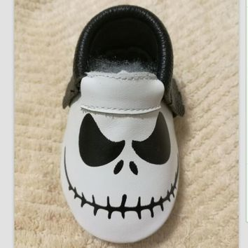 New Stylish Genuine Leather Baby Moccasins Shoes