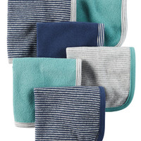 6-Pack Terry Washcloths