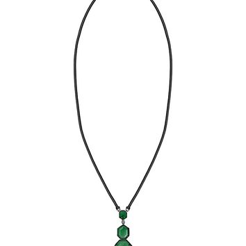 Wyatt Necklace in Emerald Illusion - Kendra Scott Jewelry
