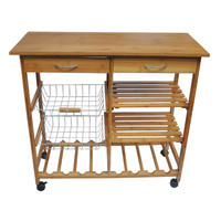 Axis International Kitchen Cart