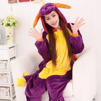 PEAPIX3 Cartoons Couple Home Sleepwear Couple Sleepwear Halloween Costume [9220978628]