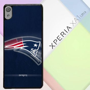 New England Patriots O0953 Sony Xperia XA1 Ultra Case