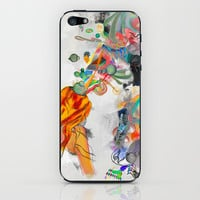No Reality iPhone & iPod Skin by Archan Nair