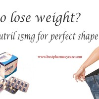Getting a perfect body figure using Sibutril 15mg