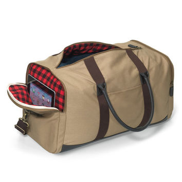 Weekender Duffel Bag - Personalized Duffel Bag - Weekend Bag - Travel Gifts - Gifts for Him - Groomsmen Gifts - Boyfriend Gifts - RO157
