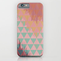 IKAT GEOMETRIE II iPhone & iPod Case by Nika
