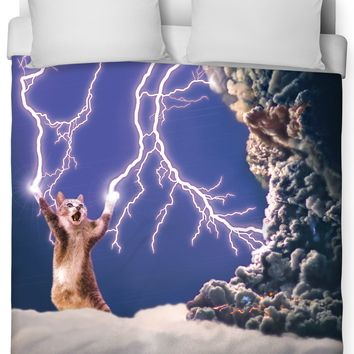 Thundercat Duvet Cover