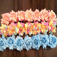 Rose Blossom Headpiece | Bad Kids Clothing
