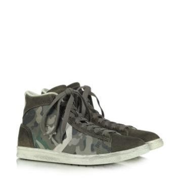 Converse Limited Edition Designer Shoes Pro Leather Mid Canvas and Suede Sneaker