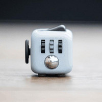 Stress Relief and Focusing Fidget Cube for ADHD Kids, Adults - Free Shipping
