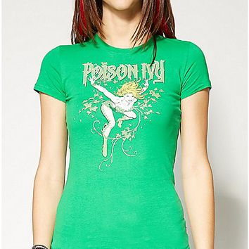 Vines Poison Ivy T Shirt - Spencer's