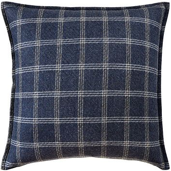 Bute Indigo Pillow