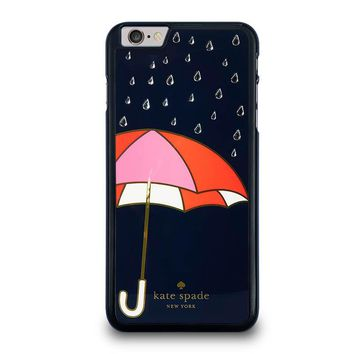NAVY UMBRELLA KATE SPADE iPhone 6 / 6S Plus Case Cover